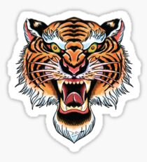 Royal Bengal Tiger sticker Sticker