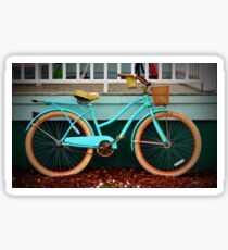 Beach Cruiser Bike Sticker