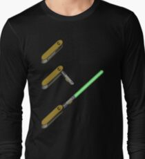 light-swiss-knife3 Long Sleeve T-Shirt