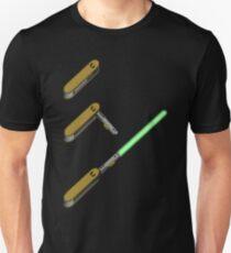light-swiss-knife3 T-Shirt