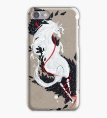HORSE RIBBONS iPhone Case/Skin
