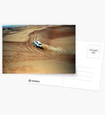 Dune Bashing Postcards