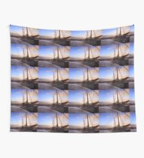 Topsham Quayside Wall Tapestry