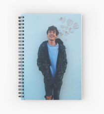 Cuaderno de espiral Kian Lawley