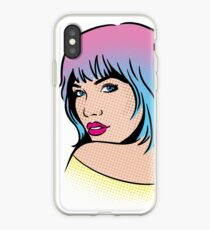 POP•ART Side B iPhone Case