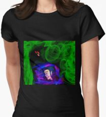 Regrets Of The Dread Wolf Women's Fitted T-Shirt