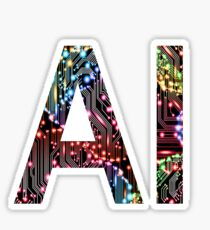Artificial Intelligence Sticker