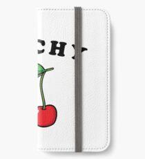 Bitchy Cherries Tee – Cheryl Blossom iPhone Wallet/Case/Skin