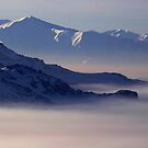 A Sea of Clouds by Gene Praag