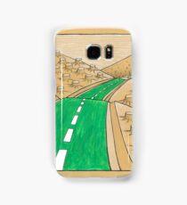 Green Way Samsung Galaxy Case/Skin