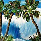 Tidal Wave by WhiteDove Studio kj gordon