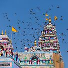 Colorful Hindu Temple India  by Patricia Jacobs DPAGB LRPS BPE4