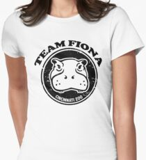 team fiona Womens Fitted T-Shirt