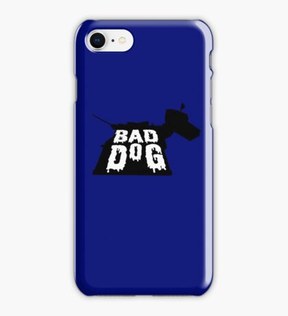 Bad Dog 2 iPhone Case/Skin