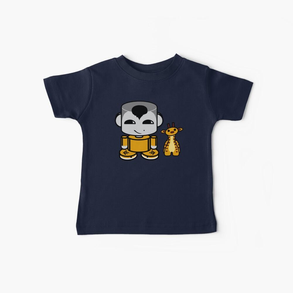 Ziha'o O'BABYBOT Toy Robot 1.0 Baby T-Shirt