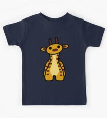 Fizz the Giraffe Kids Tee