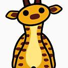 Fizz the Giraffe by Carbon-Fibre Media