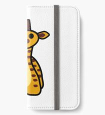 Fizz the Giraffe iPhone Wallet/Case/Skin