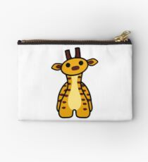 Fizz the Giraffe Zipper Pouch