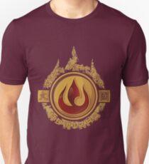 Fire Nation Admiral T-Shirt