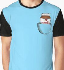Pocket Nutella Graphic T-Shirt