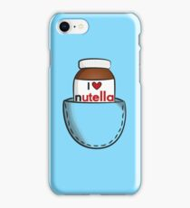 Pocket Nutella iPhone Case/Skin