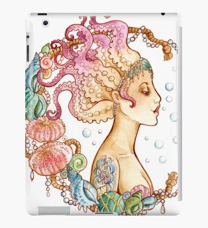 Octopus Mermaid iPad Case/Skin