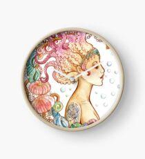 Reloj Sirena de pulpo