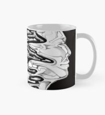 DUALITY in Black Mug