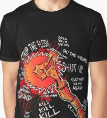 Borderlands 2 - Buzz Axe Rampage Graphic T-Shirt
