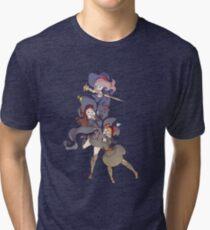 Little Witch Academia Tri-blend T-Shirt