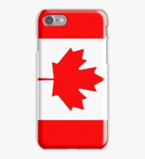 Canadian Flag - Flag of Canada iPhone Case/Skin
