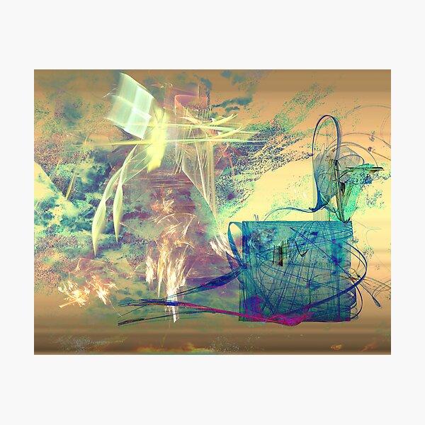Büchse der Pandora Fotodruck
