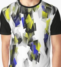 YBB Cubes Graphic T-Shirt
