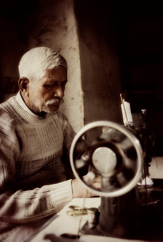 Jodhpur tailor by Anthony Begovic