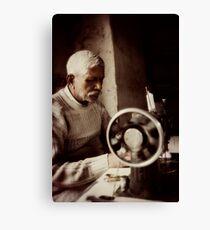 Jodhpur tailor Canvas Print
