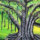 Banyan Tree by WhiteDove Studio kj gordon