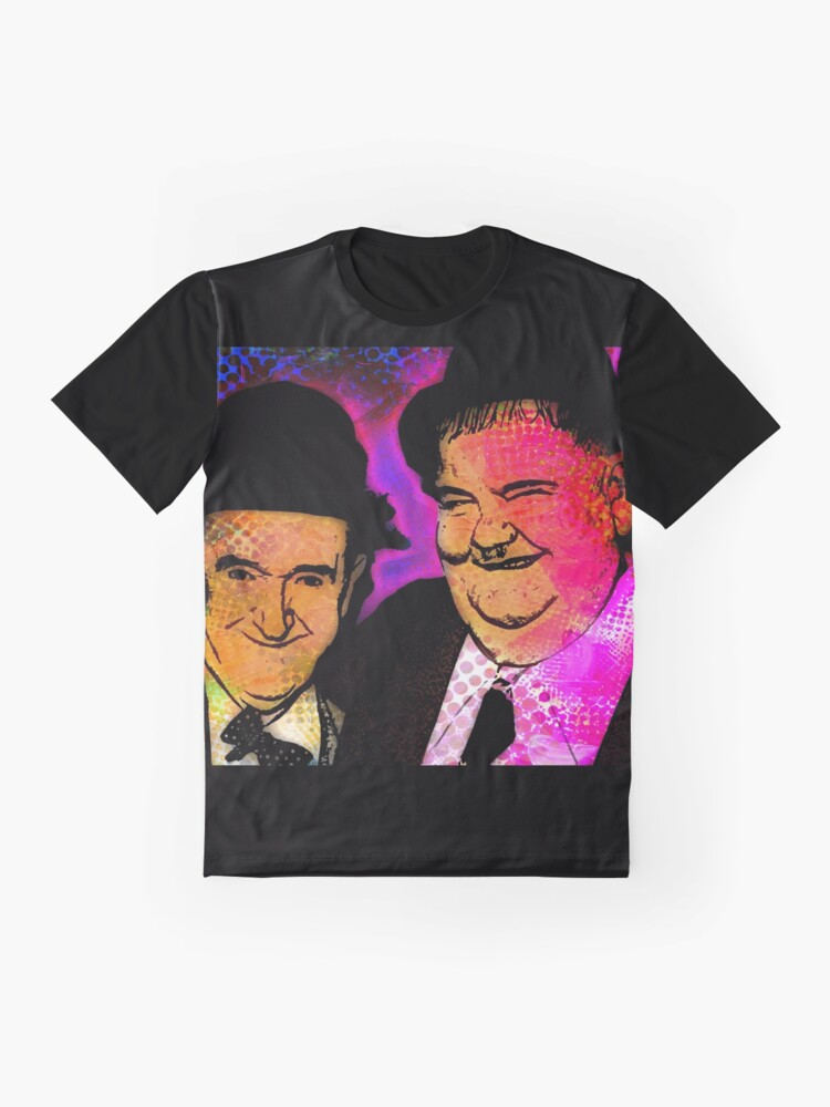 Alternate view of LAUREL AND HARDY Graphic T-Shirt