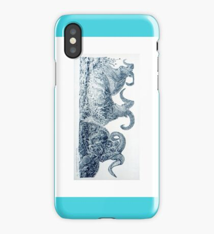 GOAT-EE-NESS iPhone Case