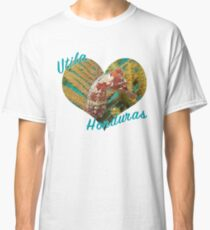 Utila Seahorse Heart Classic T-Shirt