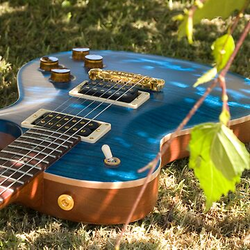 My guitar by Tremulant
