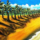 Sentry's of Sugar Beach by WhiteDove Studio kj gordon