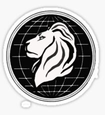 The Wolf of Wall Street Stratton Oakmont Inc. Scorsese Sticker