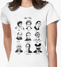 Art Club Extra T-shirt col V femme