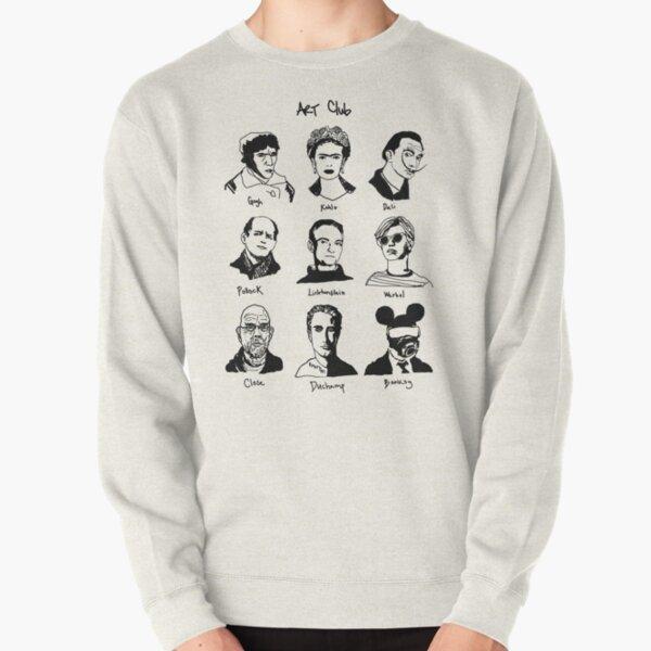 Art Club Extra Pullover Sweatshirt