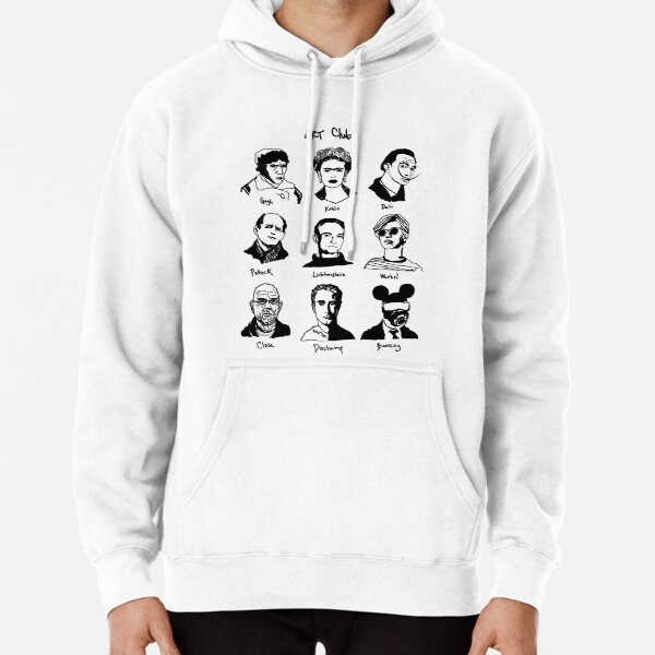 Art Club Extra Pullover Hoodie