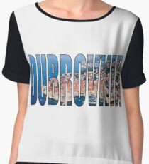 Dubrovnik Chiffon Top
