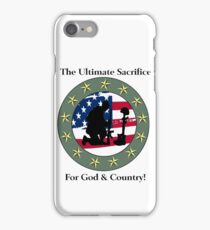 God & Coundtry iPhone Case/Skin