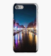 Amsterdam Lights iPhone Case/Skin