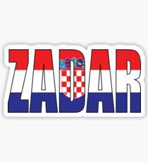 Zadar Sticker